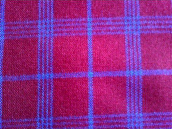 maroon_blue_check_picnic_blanket