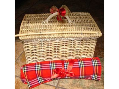 Traditional Wicker Baskets