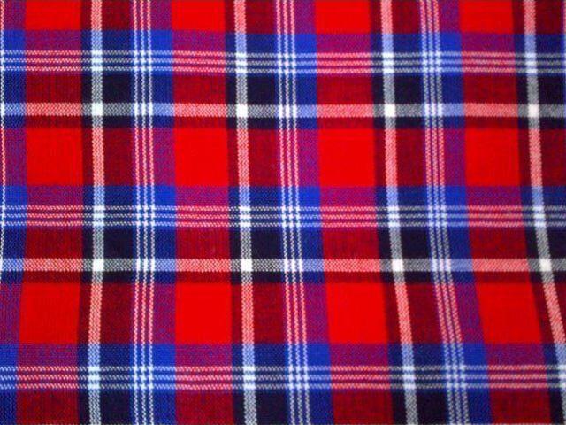 Red Blue White Check Picnic Blanket Mbur01 Picnic