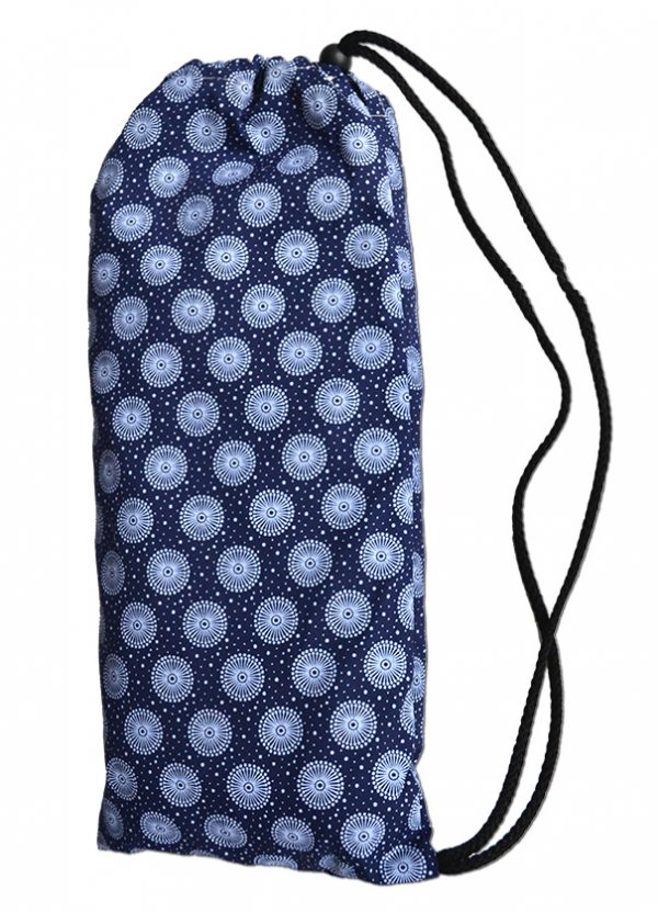 dark_blue_shwe_shwe_picnic_blanket_bag