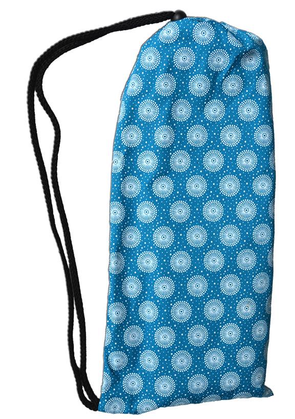 light_blue_shwe_shwe_picnic_blanket_bag
