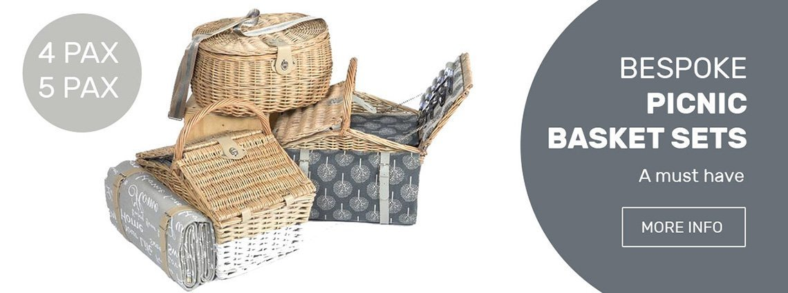 Picnic Wicker baskets