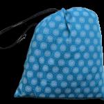 turqouise_shweshwe_padded_picnic_blanket_bag