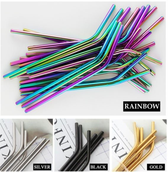 Stainless-Stee-Drinking-Straws